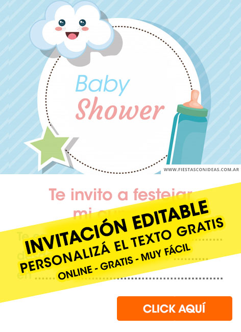 12 Free Baby Shower Birthday Invitation Template For Edit