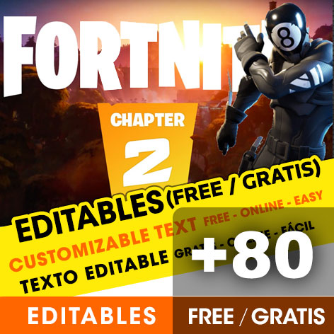 Fortnite Fiestas Infantiles Con Ideas