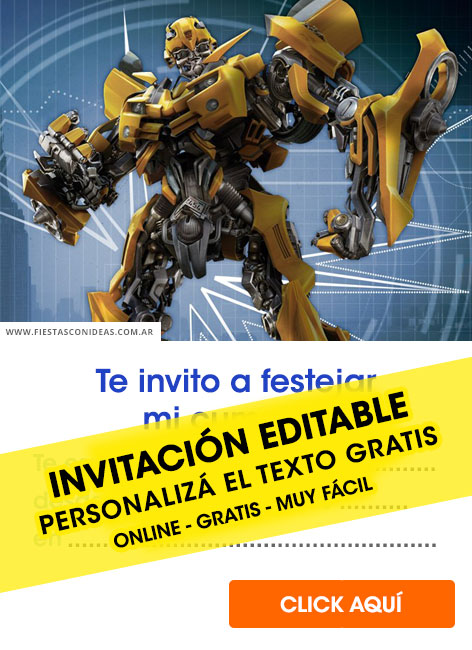 image regarding Transformer Birthday Invitations Printable Free named 22] Absolutely free TRANSFORMERS birthday invites for edit