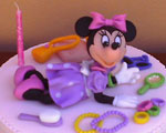 Torta Minnie Disney