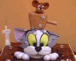 Torta de Tom & Jerry