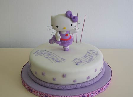 Tortas decoradas de Hello Kitty - Imagui