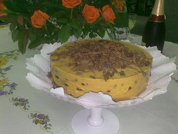Chocotorta - Torta de chocolate con galletitas chocolinas